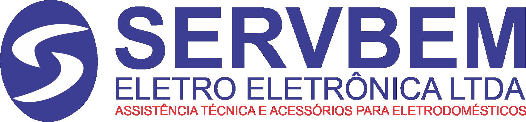 Logotipo Eletro Eletrônica Serv Bem
